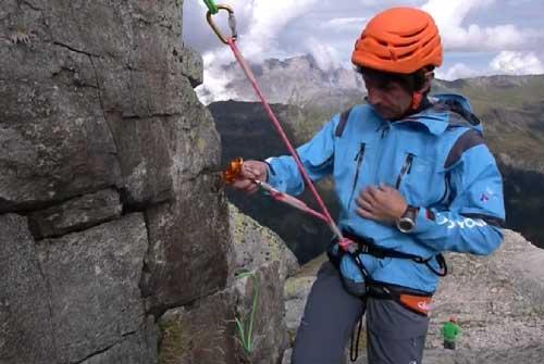 ENSA | Étude sur les longes pour l'alpinisme et l'escalade